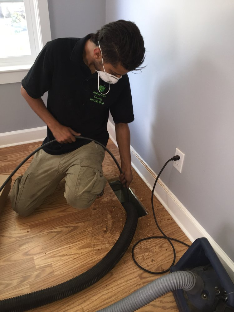 our work air duct cleaning dryer vent cleaning service